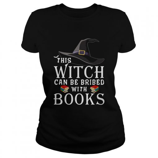 This Witch can be bribed with Books  Classic Ladies