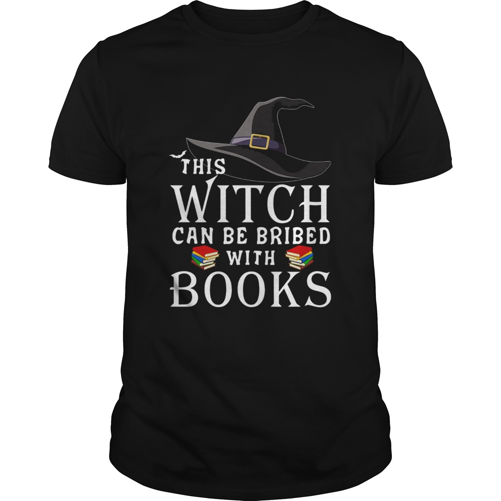 This Witch can be bribed with Books Unisex