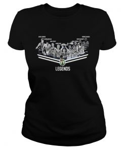Boston Celtics Legends team signatures  Classic Ladies