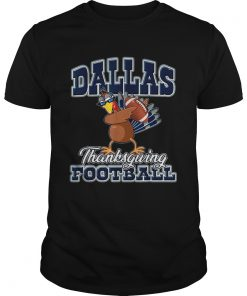 Dallas Cowboys Thanksgiving Day Turkey Playing Football  Unisex