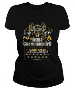 Green Bay Packers the most championships 100 years since 1919  Classic Ladies