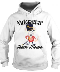 Nutcracker Soldier Toy Christmas Team Mouse  Hoodie