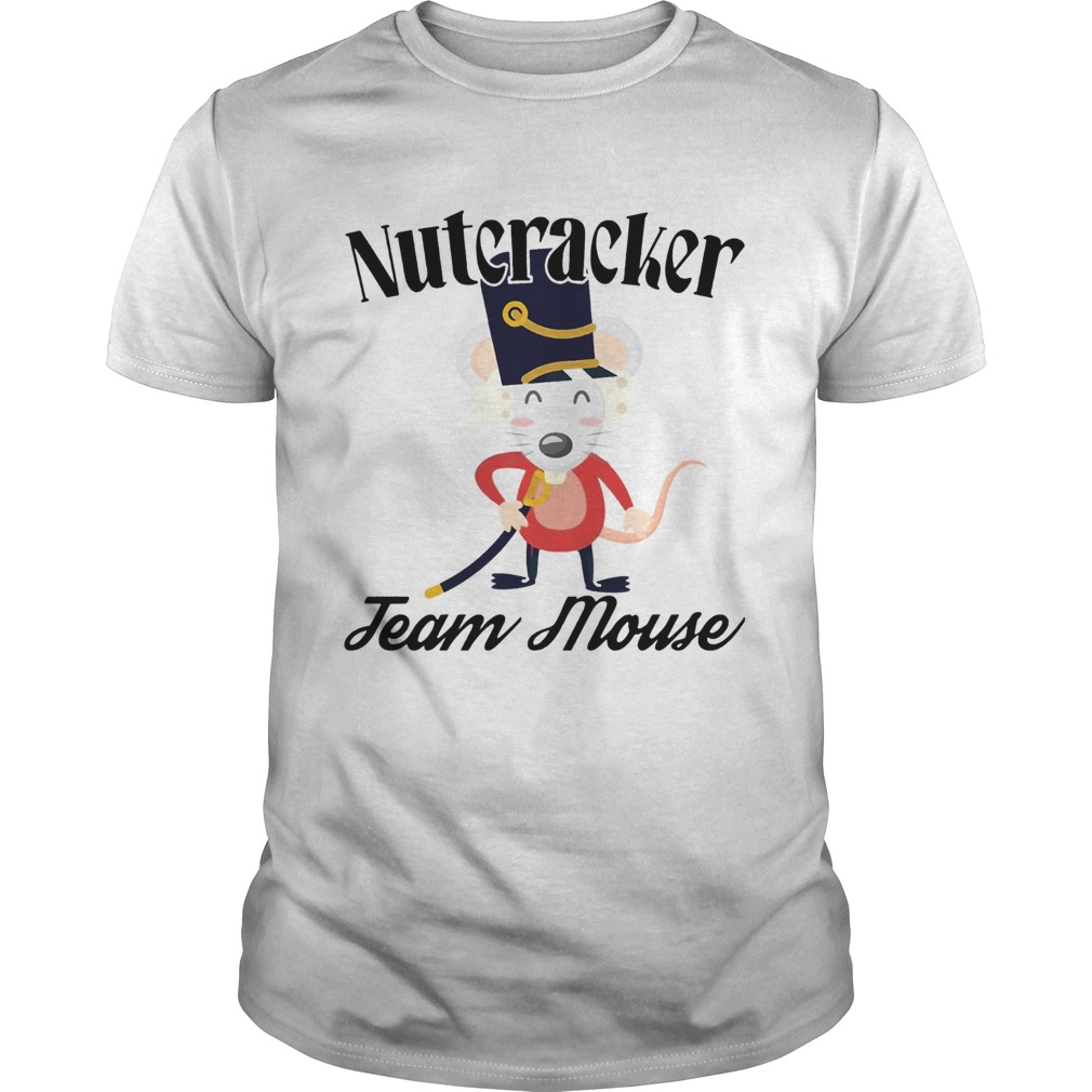 Nutcracker Soldier Toy Christmas Team Mouse Unisex