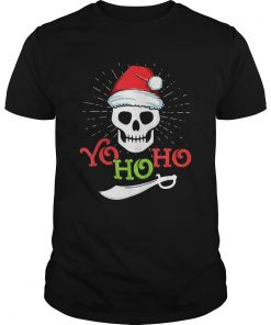 Yo Ho Ho Pirate Boat Cruise Christmas  Unisex