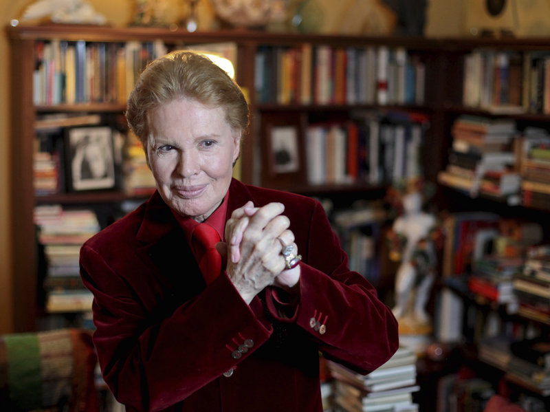 Puerto Rican astrologer Walter Mercado died Saturday at age 87. His work as a flamboyant astrologer and television personality whose daily TV appearances entertained many across Latin America for decades.