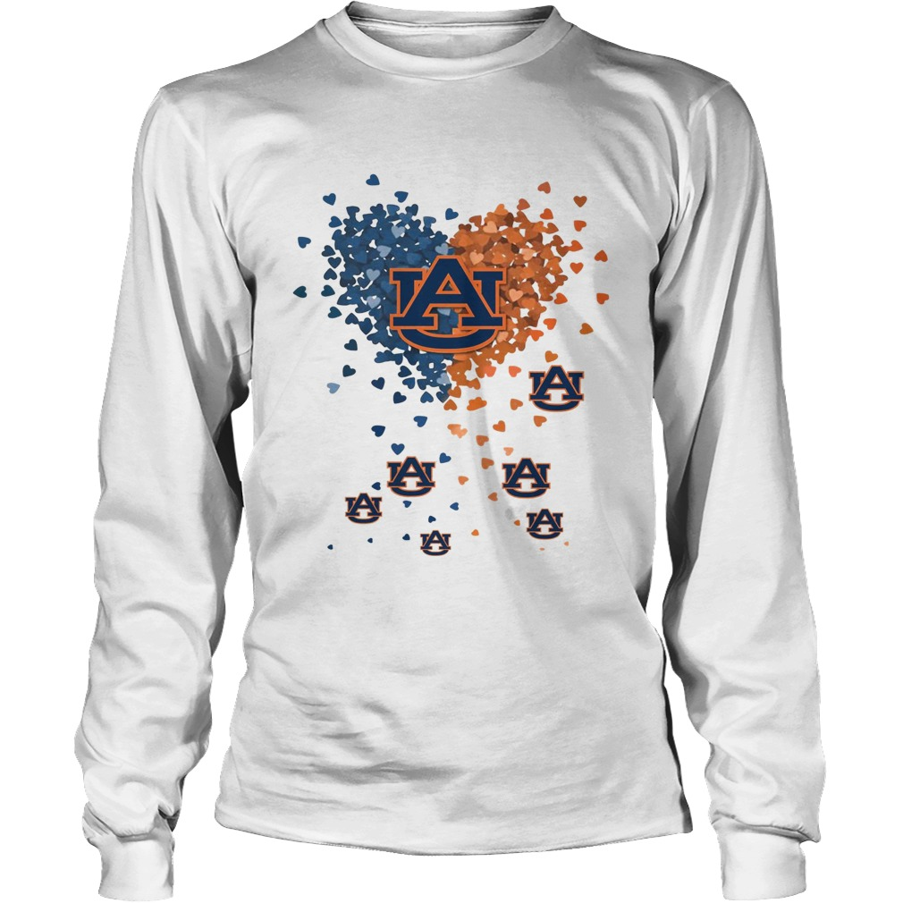 Auburn Tigers In My Heart LongSleeve