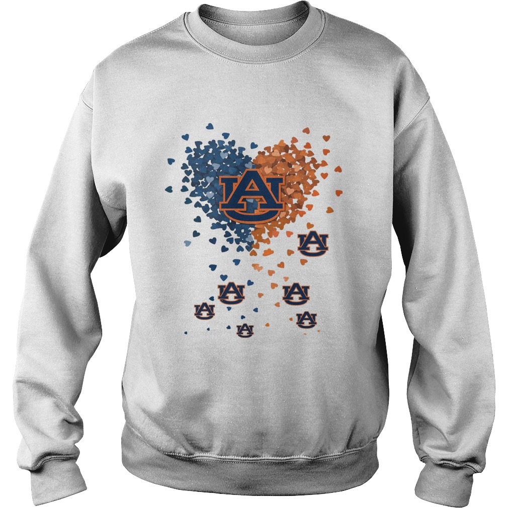 Auburn Tigers In My Heart Sweatshirt