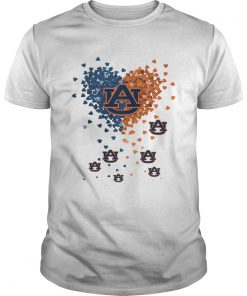 Auburn Tigers In My Heart  Unisex