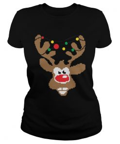 Christmas Youth Kids Cute Ugly Christmas  Classic Ladies