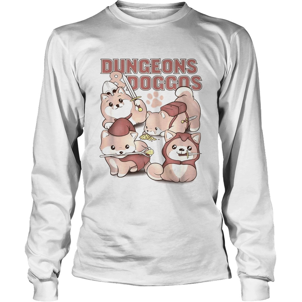 Dungeons and doggos LlMlTED EDlTlON LongSleeve
