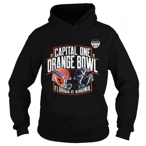 Florida Gators vs Virginia Cavaliers 2019 Capital One Orange Bowl  Hoodie