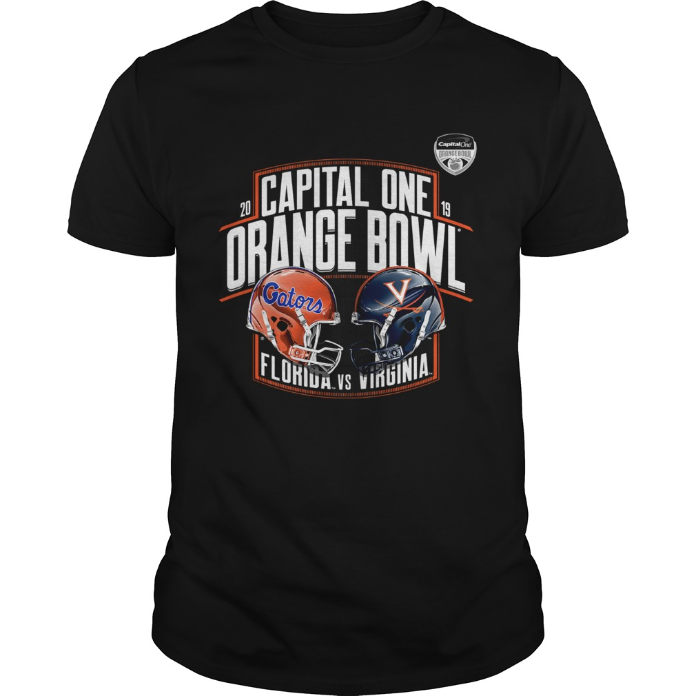 Florida Gators vs Virginia Cavaliers 2019 Capital One Orange Bowl Unisex