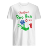 Grinch Hand Holding EMS Christmas Boo Boo Crew  Classic Men's T-shirt