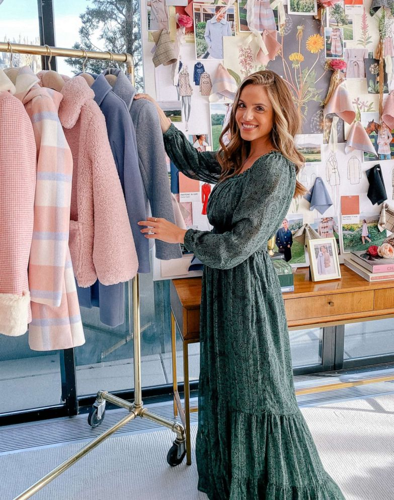 Fashion influencer Julia Engel shares her tips for finding stylish winter coats