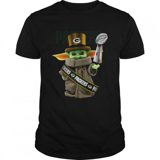 Baby Yoda Green Bay Packer Cup  Unisex