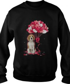 Beagle Love Balloons  Sweatshirt