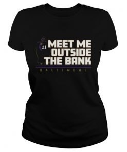 Meet Me Outside The Bank Baltimore  Classic Ladies