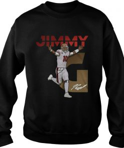 San Francisco 49ers Signature Jimmy Garoppolo  Sweatshirt