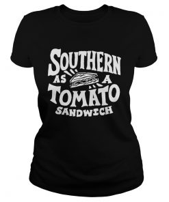 Southern As A Tomato Sandwich  Classic Ladies