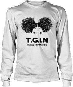TGIN Thank God Im Natural  LongSleeve
