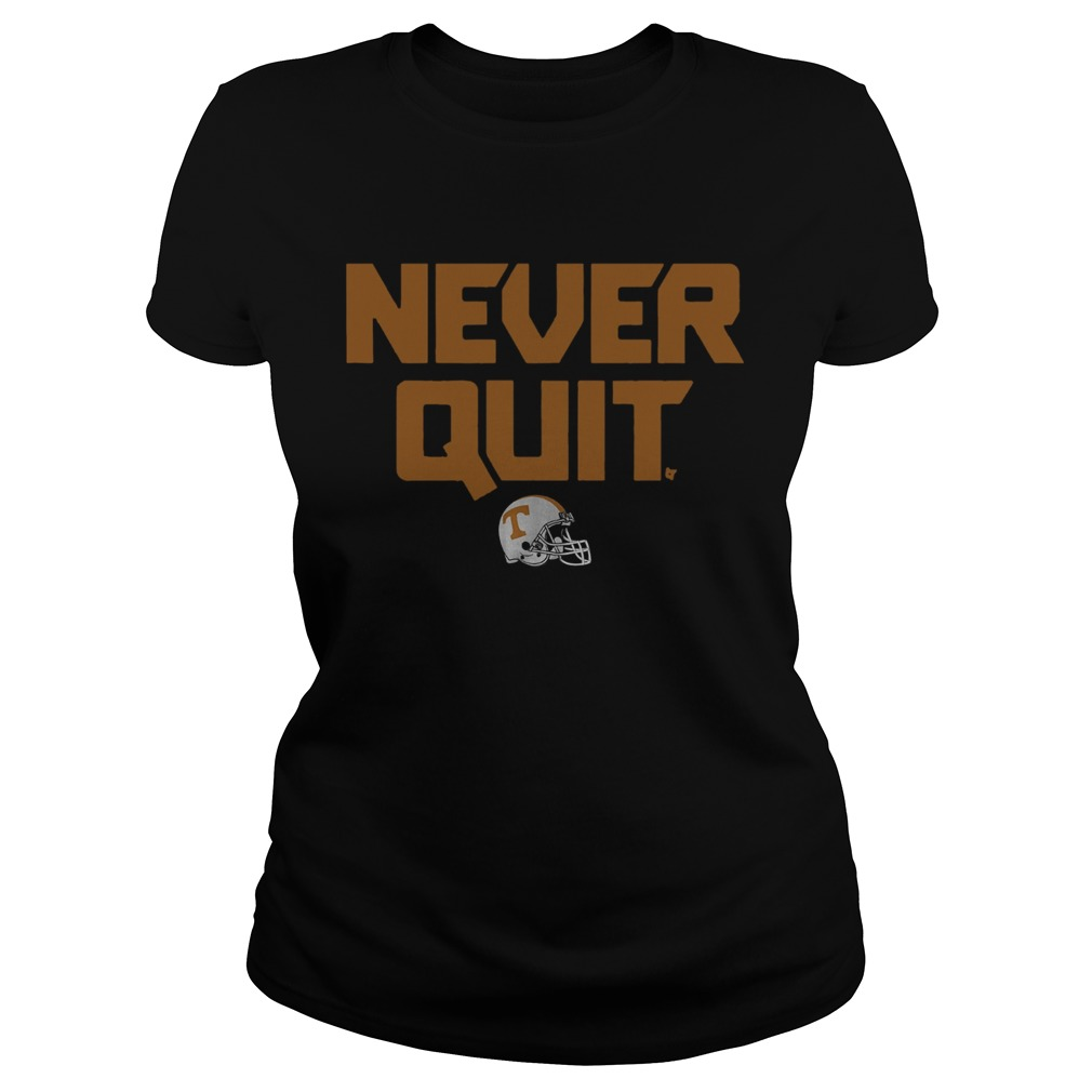 Tennessee Never Quit Classic Ladies