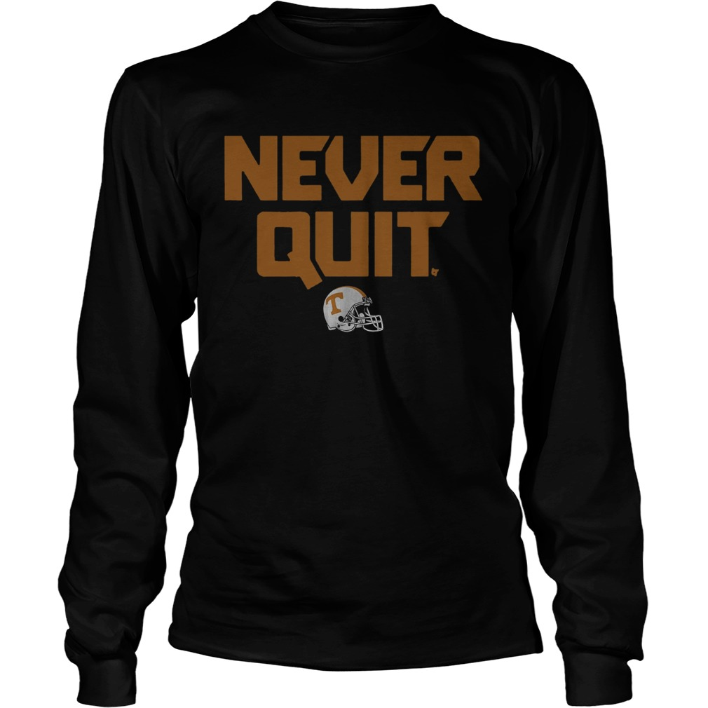 Tennessee Never Quit LongSleeve