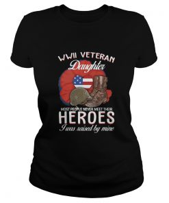WwII Veteran Daughter Most People Never Meet Their Heroes  Classic Ladies