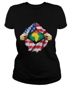 African Blood Inside My American  Classic Ladies