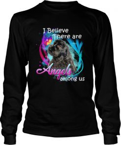 American Cocker Spaniel I believe there are angels among us  LongSleeve
