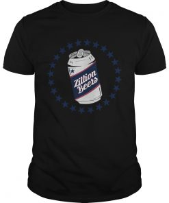 Can Zillion Beers  Unisex