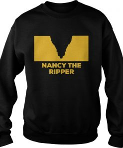 Nancy The Ripper Pelosi Nancytheripper Trump Speech  Sweatshirt