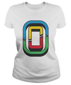 Overtime merch 1 white  Classic Ladies