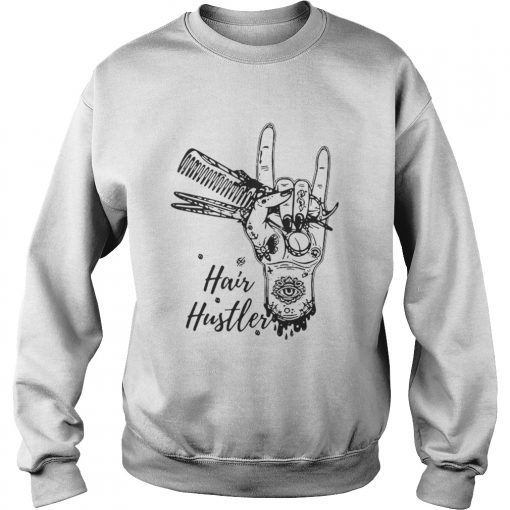 Post Malone Hair Hustler  Sweatshirt
