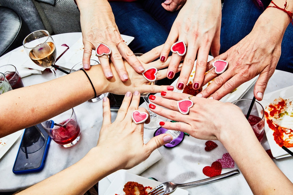 Galentine's Day Is Everywhere. Here's Why.