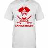 12 Tom Brady Tampa Brady T T-Shirt Classic Men's T-shirt