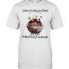 I Like To Say In Bed It's Too Peopley Outside Baby Yoda Shirt T-Shirt Classic Men's T-shirt
