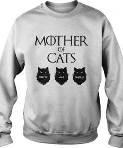 Mother Of Cats GOT Personalized  Sweatshirt