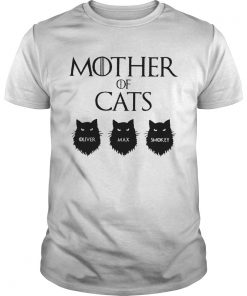 Mother Of Cats GOT Personalized  Unisex