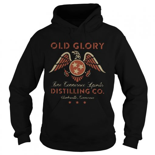 Old Glory Distilling Co Clarksville  Hoodie
