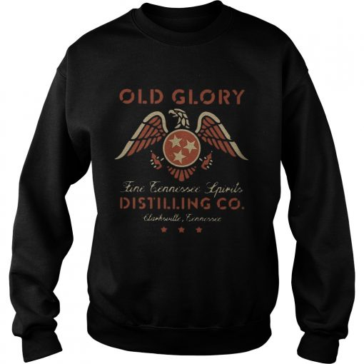 Old Glory Distilling Co Clarksville  Sweatshirt