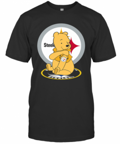 Pooh Tattoo Pittsburgh Steelers T-Shirt Classic Men's T-shirt
