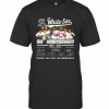The Chicago White Sox 120Th Anniversary 1990 2020 Thank You For The Memories Signatures T-Shirt Classic Men's T-shirt