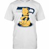 Winnie The Pooh Seattle Seahawks Tattoos T-Shirt Classic Men's T-shirt