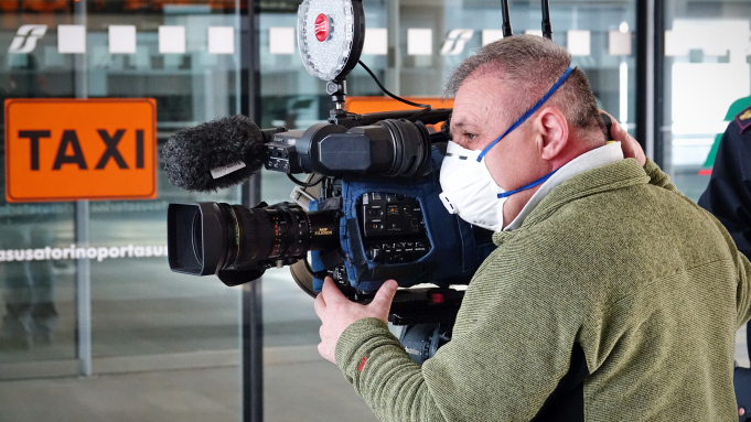 """This Is Unprecedented"": Documentary Filmmakers Scramble To Deal With Coronavirus Impact"