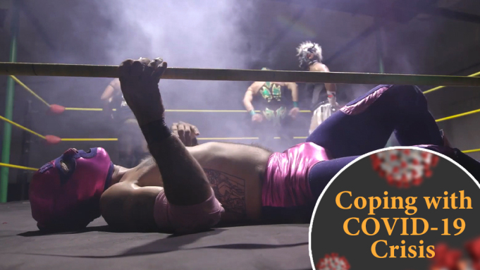 Coping With COVID-19 Crisis: David Arquette & Bryn Mooser On How SXSW Cancellation Couldn't Suplex XTR's 'You Cannot Kill David Arquette'
