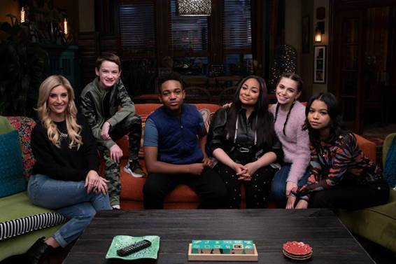 'Raven's Home' Spotlights Vaping In A Special Episode On Disney Channel Complete With Cast Message
