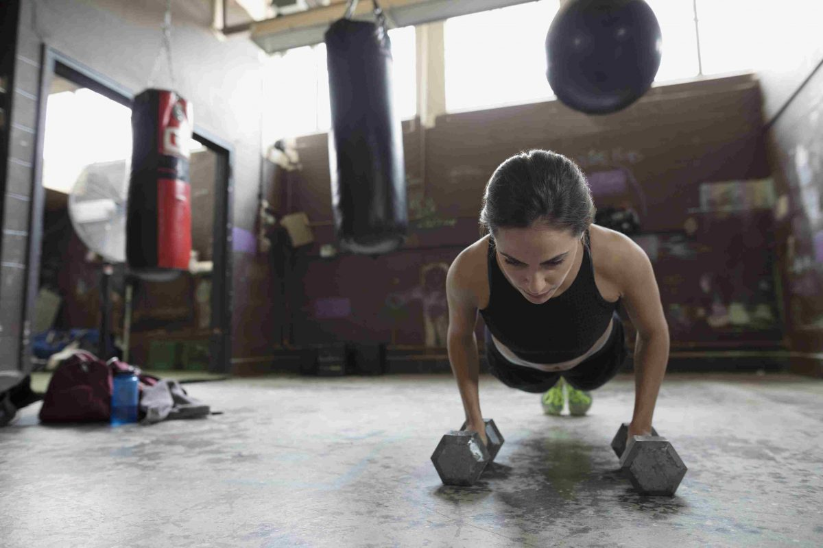8 At-Home Workouts To Help You Stay Healthy While You're Social Distancing