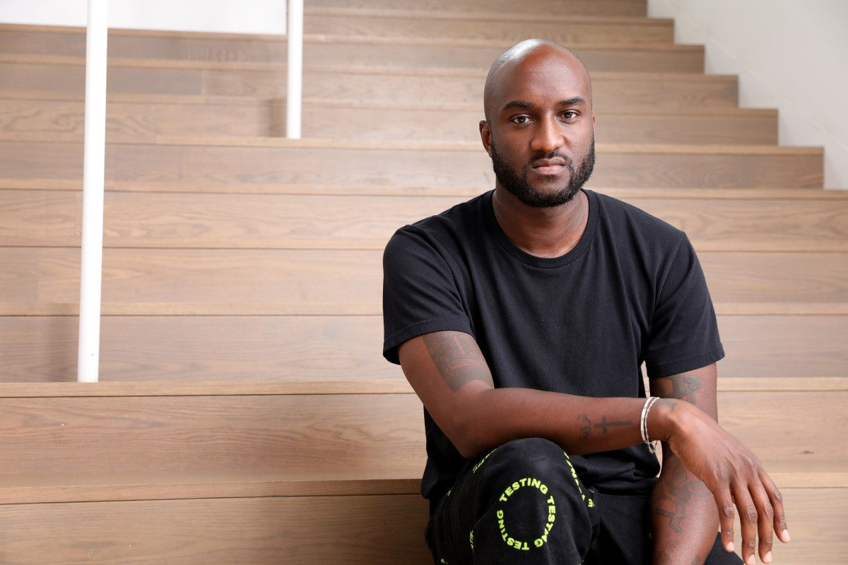 You'll Need to Fill Out a Questionnaire if You Want a Piece From Virgil Abloh's New Jewellery Line