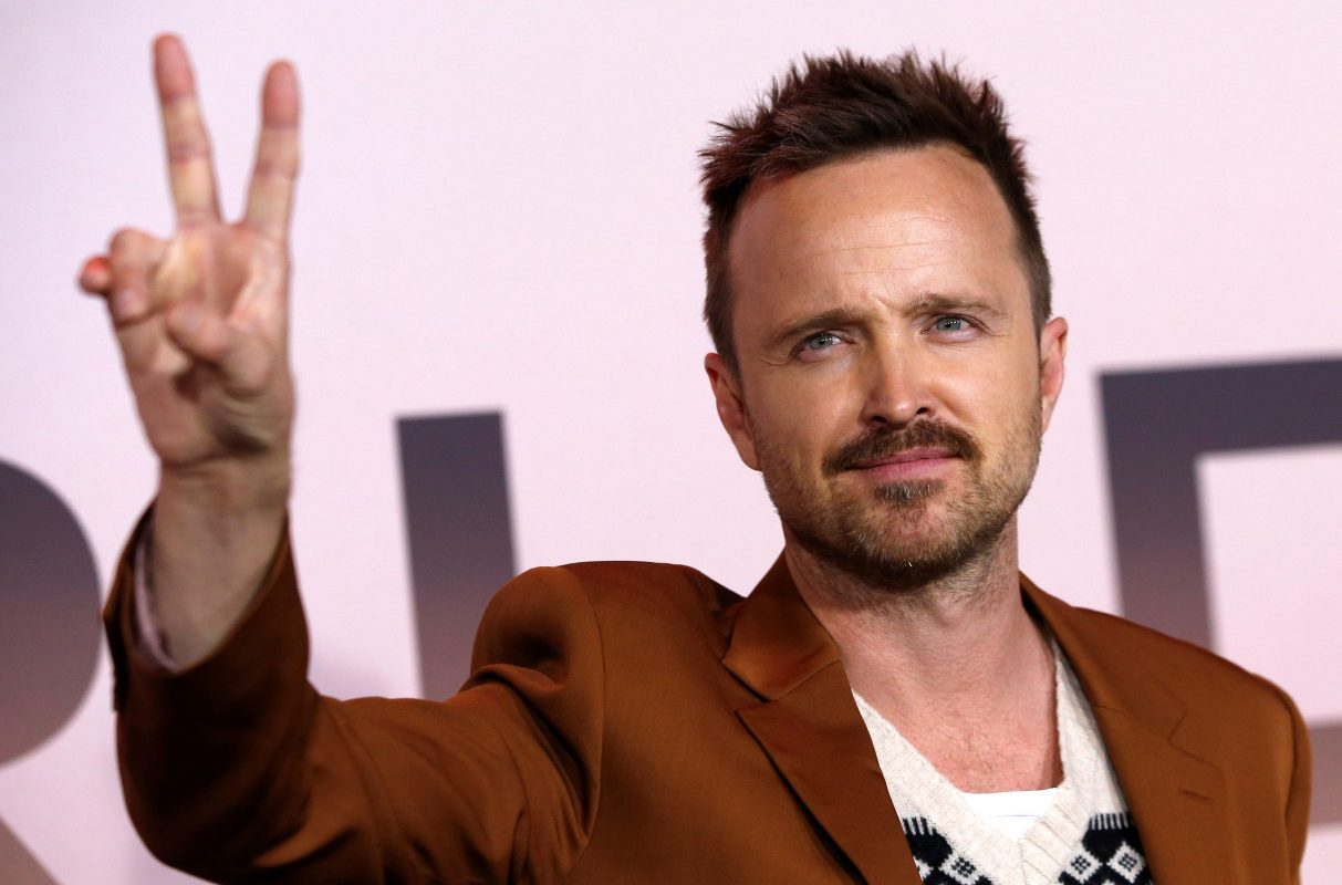 Aaron Paul Reveals He Thought About Playing Kurt Cobain in a Nirvana Biopic