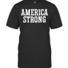 America Strong T-Shirt Classic Men's T-shirt